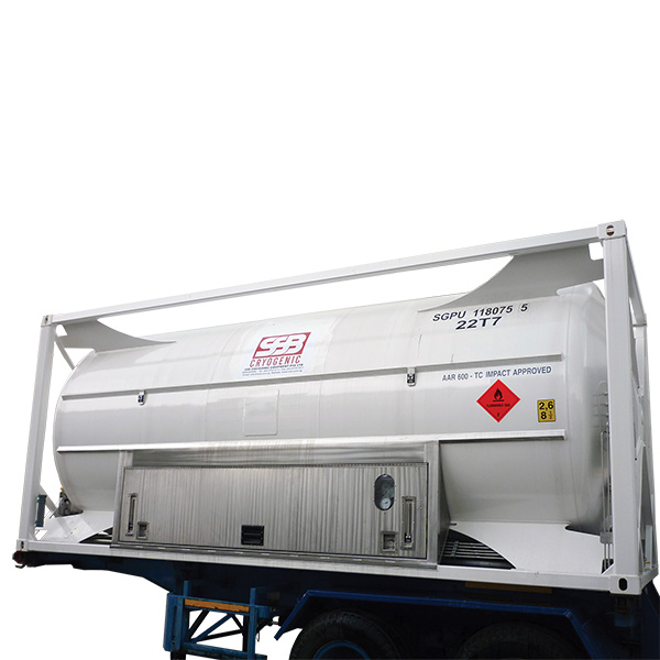 ISO Tank / Storage Tank | Industrial Gas Equipment & Products